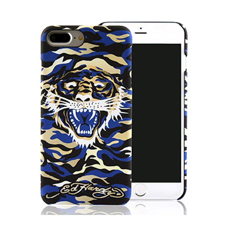 ED HARDY iPhone7 Plus 手機殼- 海洋迷彩