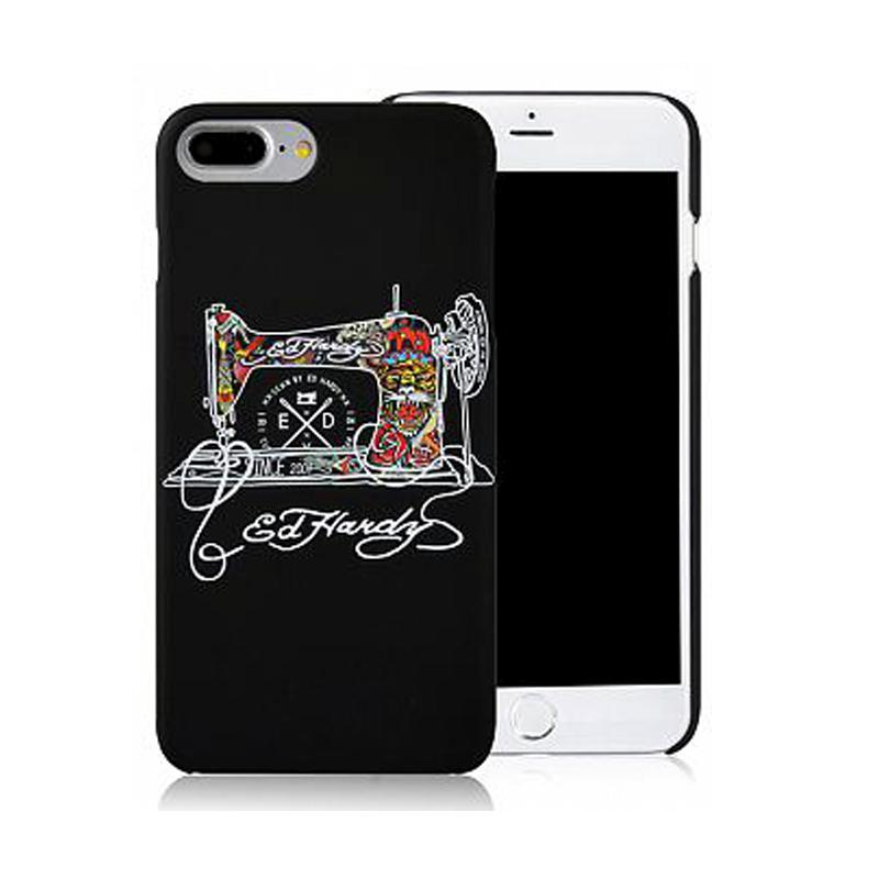 ED HARDY iPhone7 Plus 手機殼- 縫紉機