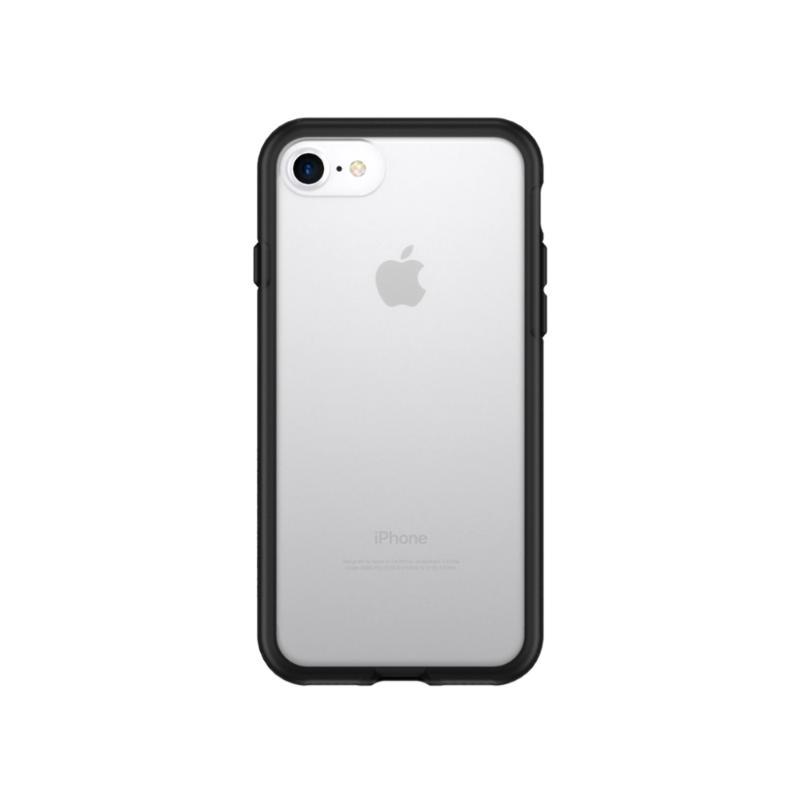 犀牛盾iPhone8/iPhone7 PlayProof防摔背蓋手機殼 透黑