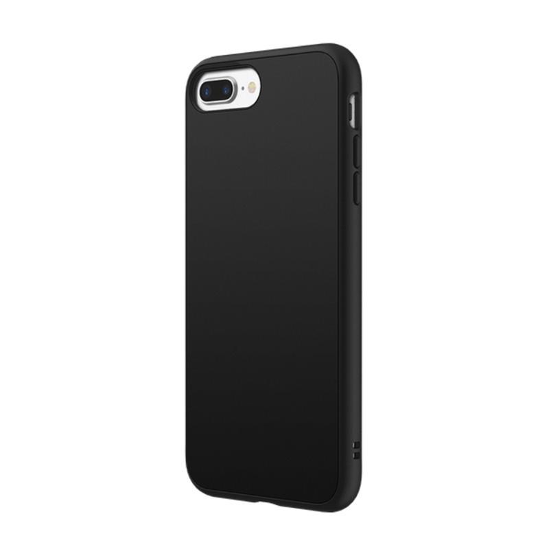 犀牛盾iPhone8 Plus/iPhone7 Plus SolidSuit 防摔手機殼 經典黑