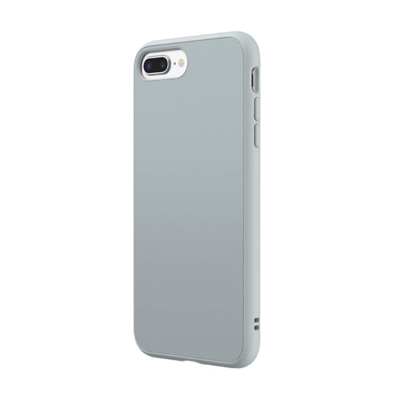犀牛盾iPhone8 Plus/iPhone7 Plus SolidSuit 防摔手機殼 經典灰
