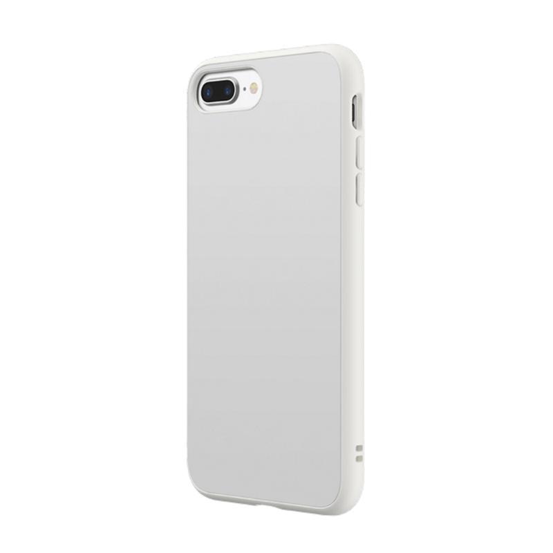 犀牛盾iPhone8 Plus/iPhone7 Plus SolidSuit 防摔手機殼 經典白
