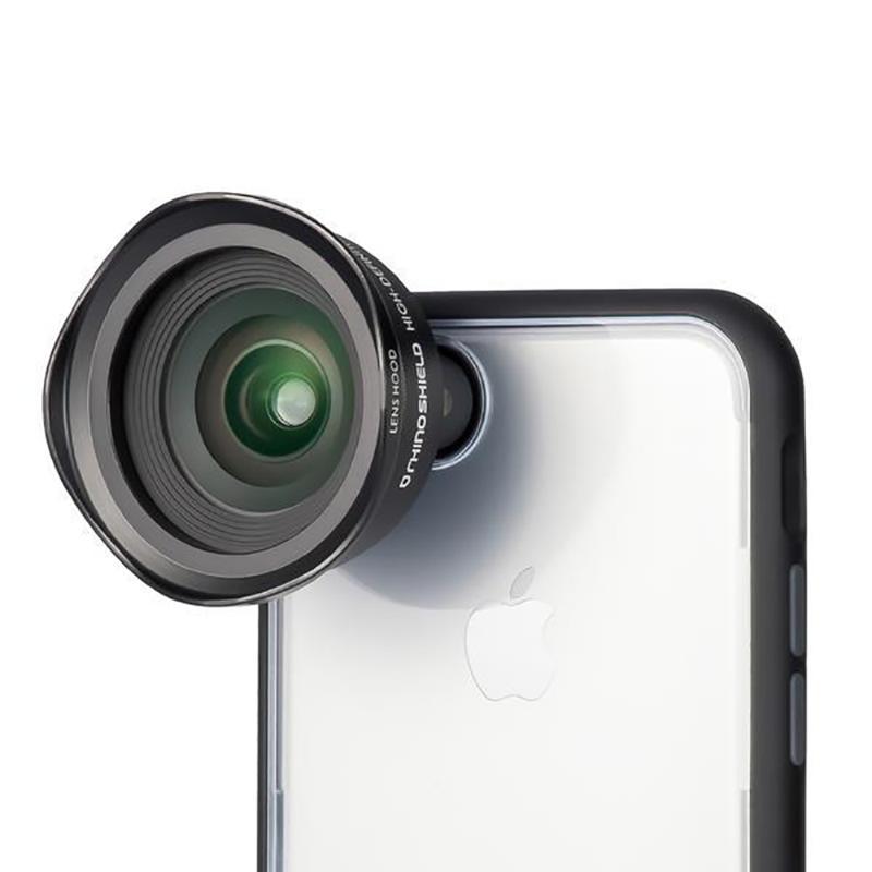 犀牛盾手機殼專用擴充鏡頭 0.6X 高畫質廣角鏡頭 (須搭配專用轉接環)