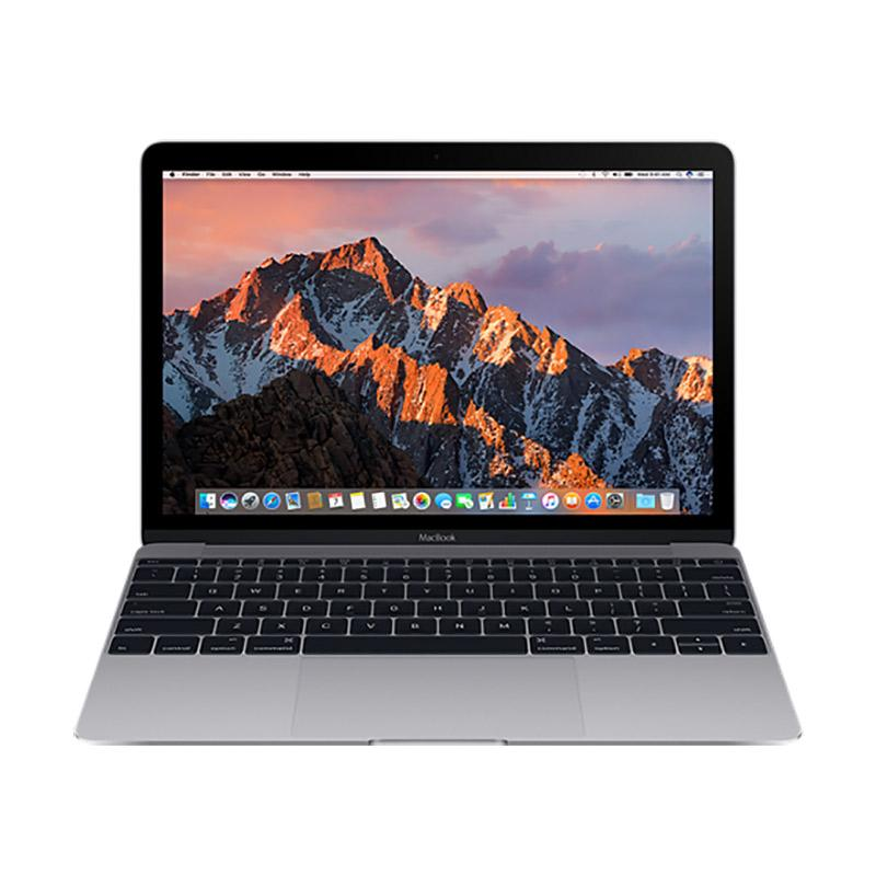 Apple MacBook 12吋 256GB 太空灰 (MLH72TA/A)