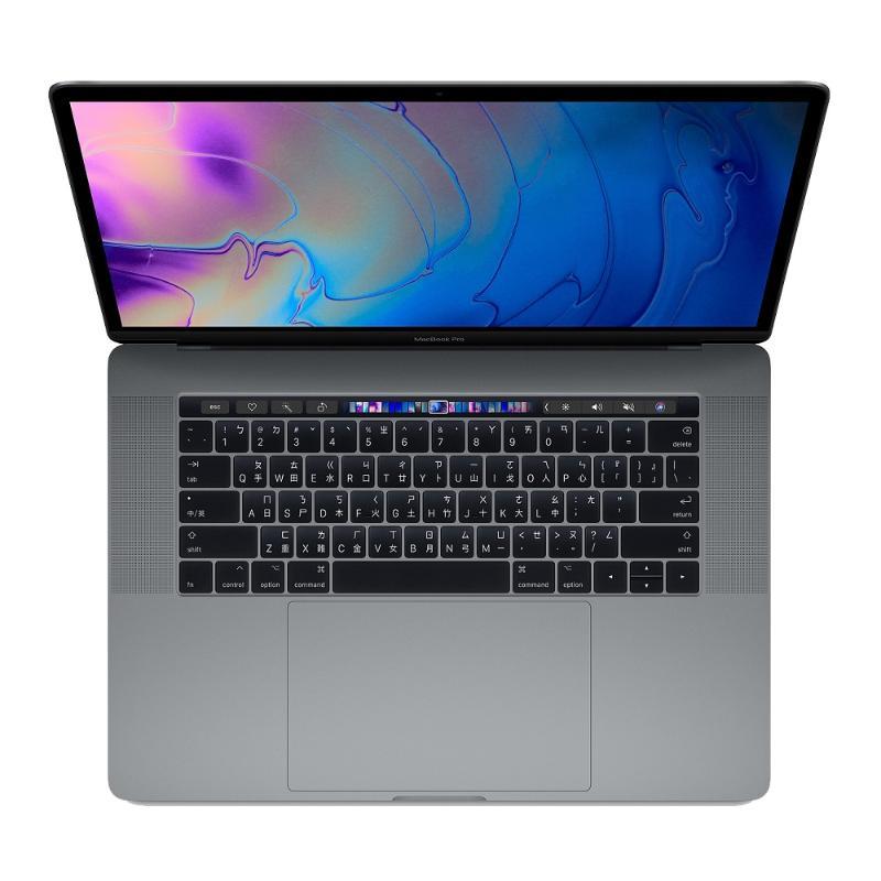 【2018新機】APPLE MacBook Pro(TB) i7 256G 15吋 太空灰_MR932TA/A