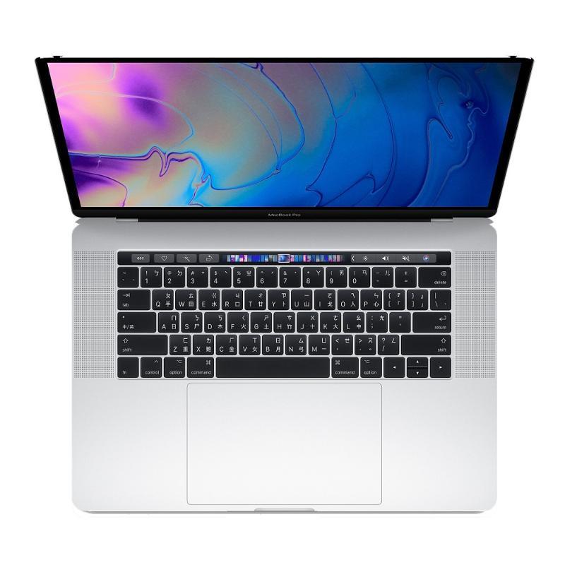 【2018新機】APPLE MacBook Pro(TB) i7 256G 15吋 銀_MR962TA/A