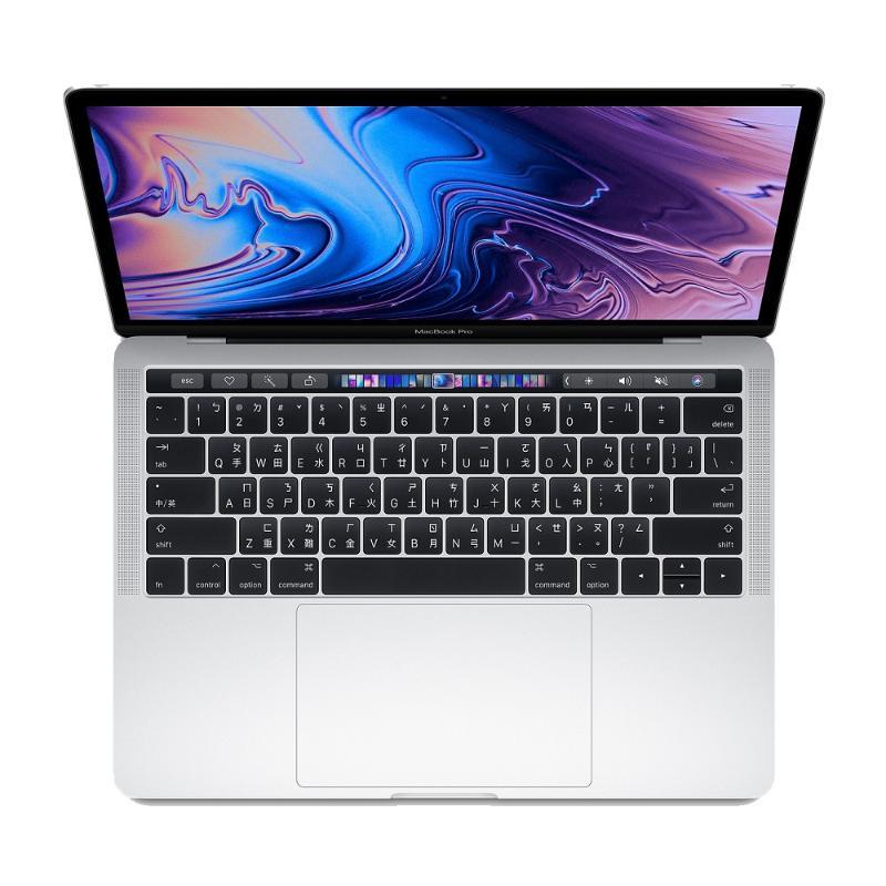 【2018新機】APPLE MacBook Pro(TB) i5 256G 13吋 銀_MR9U2TA/A