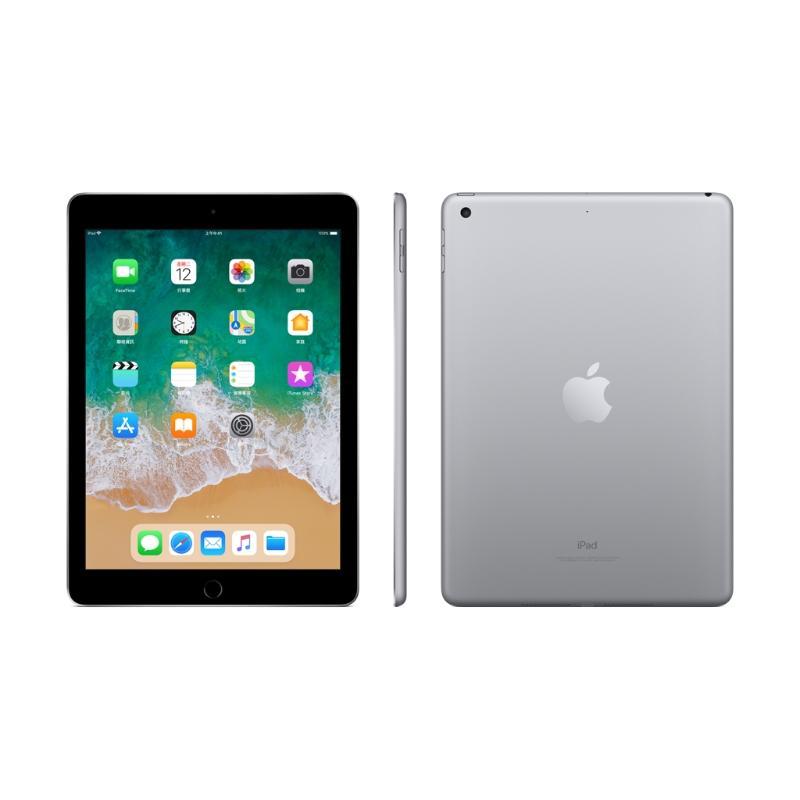 iPad WiFi 128GB(2018)【新機上市】