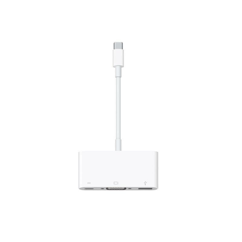 Apple 蘋果 USB-C VGA Multiport Adapter多連接埠轉接器_MJ1L2FE/A