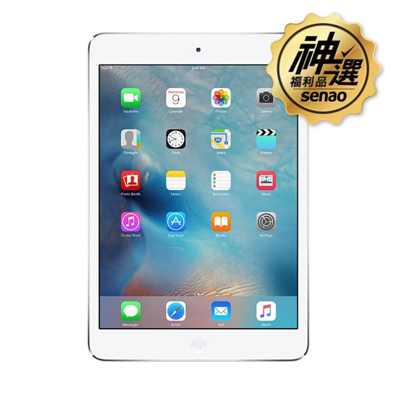 iPad mini2 LTE 128GB 銀 【神選福利品】
