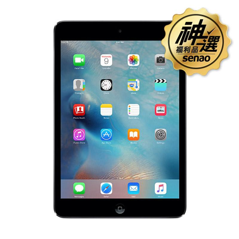 iPad mini2 LTE 128GB 太空灰 【神選福利品】