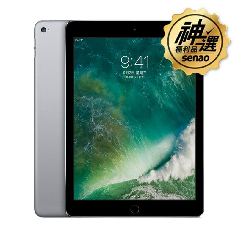 iPad Air2 WiFi 64GB 太空灰 福利品