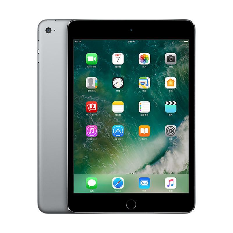 Apple iPad mini4 LTE 64GB 灰-未開通拆封新品