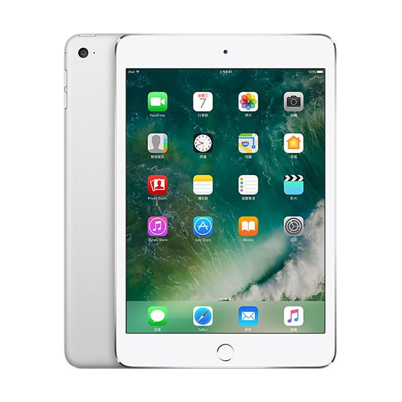 iPad mini4 LTE 32GB 銀-未開通拆封新品