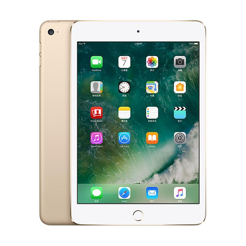 iPad mini4 LTE 32GB 金-未開通拆封新品