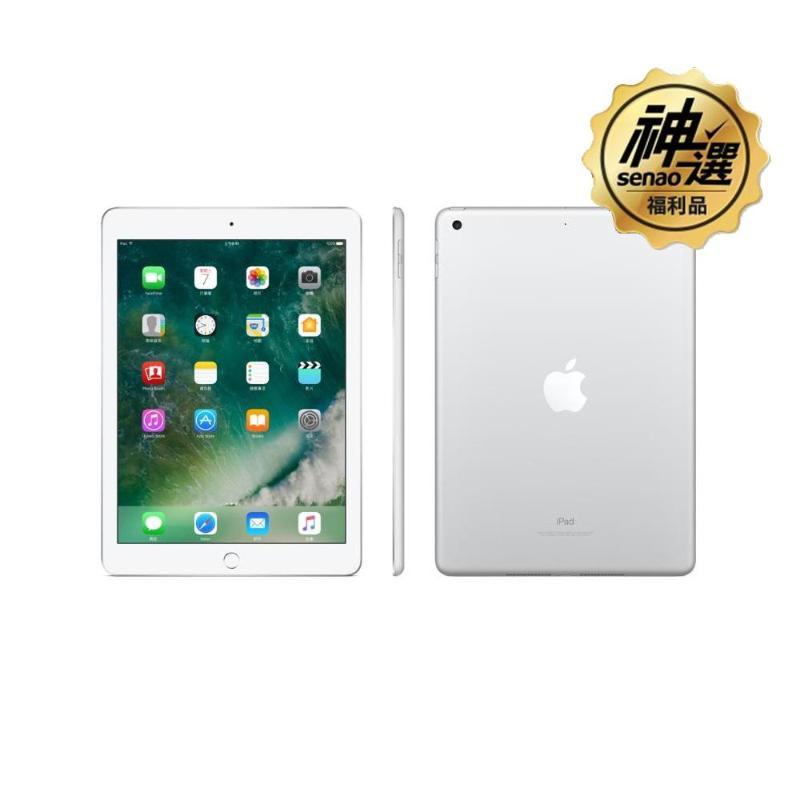 iPad LTE 128GB 銀【拆封新品】