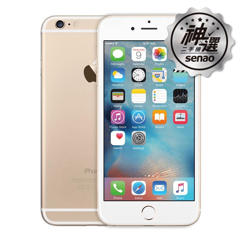 iPhone 6 金 16GB 【神選二手機】