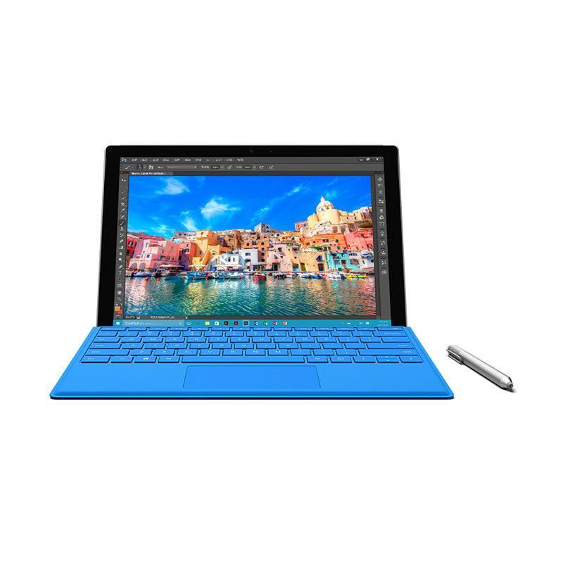 【結帳優惠再送鍵盤】Surface Pro 4 i5 4G 128G 銀 12.3吋(鍵盤顏色隨機不挑色)