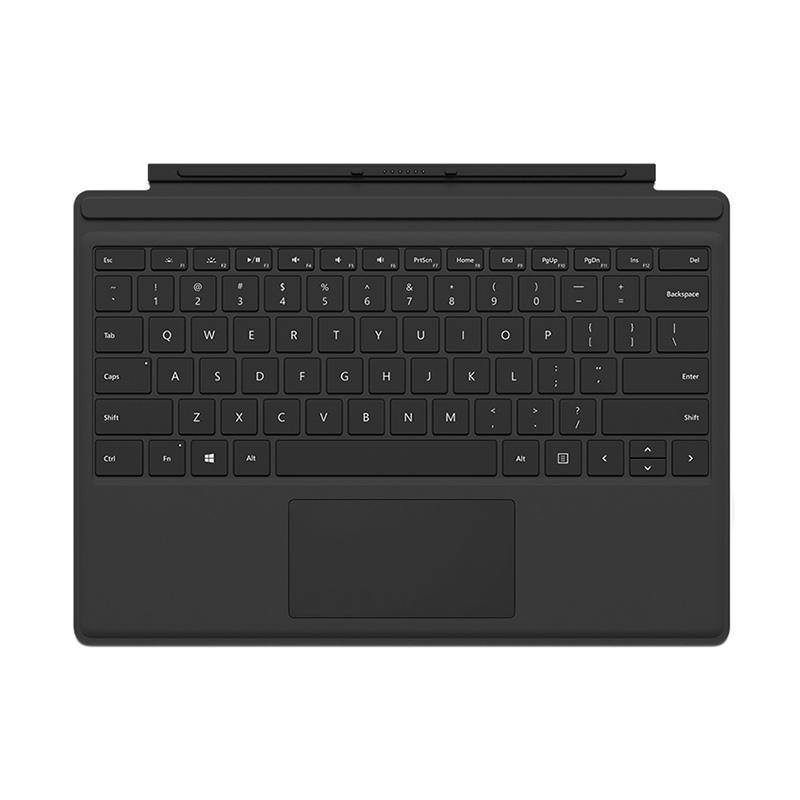 Microsoft Surface Pro 4 實體鍵盤 黑