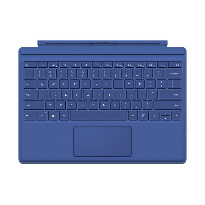 Microsoft 微軟 Surface Pro 4實體鍵盤BL (黑、藍、青藍、紅)