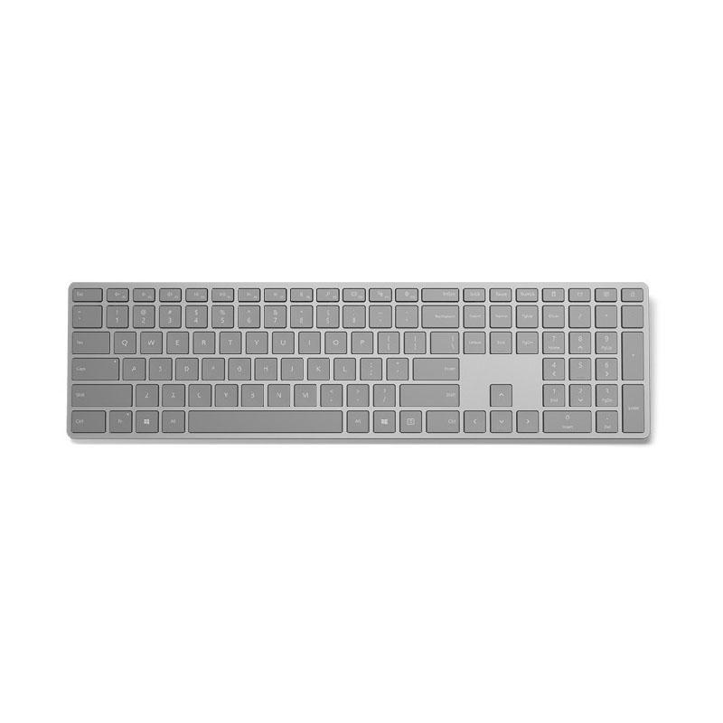 Microsoft Surface 藍芽鍵盤 銀