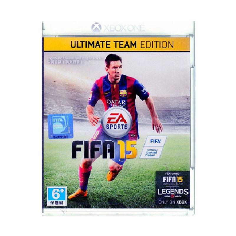 XBOX ONE FIFA 15亞版中英文版
