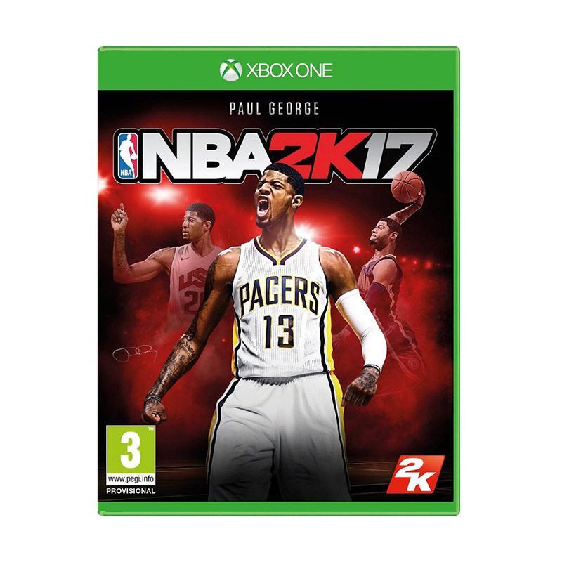XBOX ONE NBA 2K17亞版中文一般版