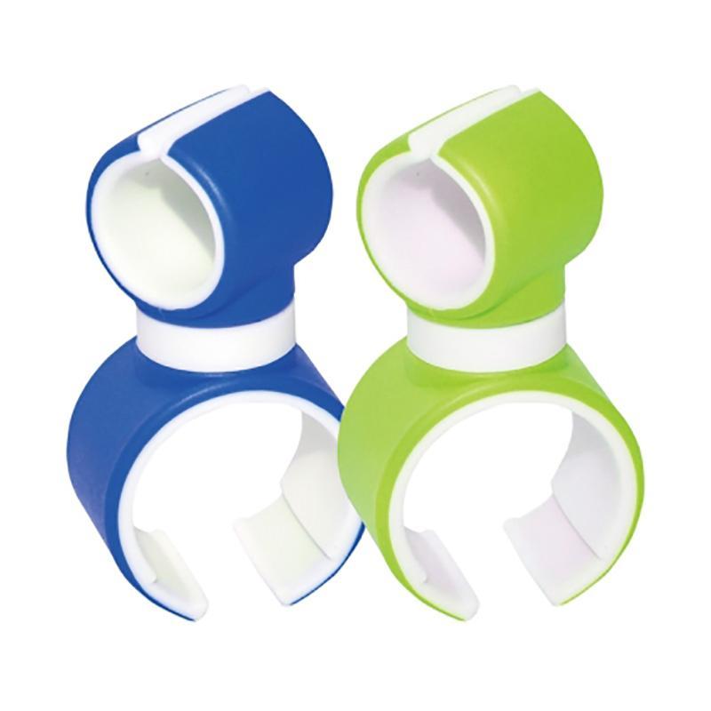 安伯特動感雙C手機支架 (紅、黃、藍、綠)