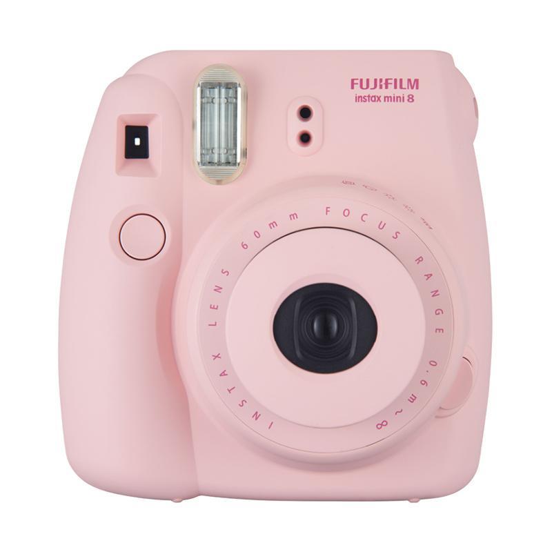 FUJIFILM 富士 instax mini 8 拍立得相機 粉紅