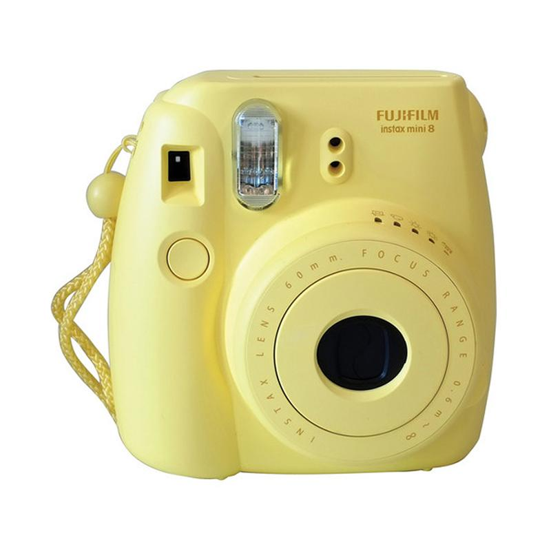 FUJIFILM 富士 instax mini 8 拍立得相機 黃