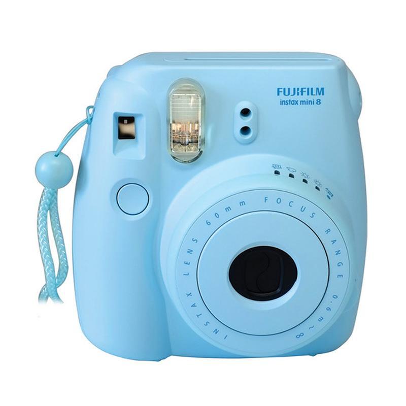 FUJIFILM 富士 instax mini 8 拍立得相機 藍