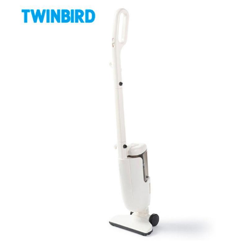 日本Twinbird 強力手持直立兩用吸塵器 ASC-80TWW(白)