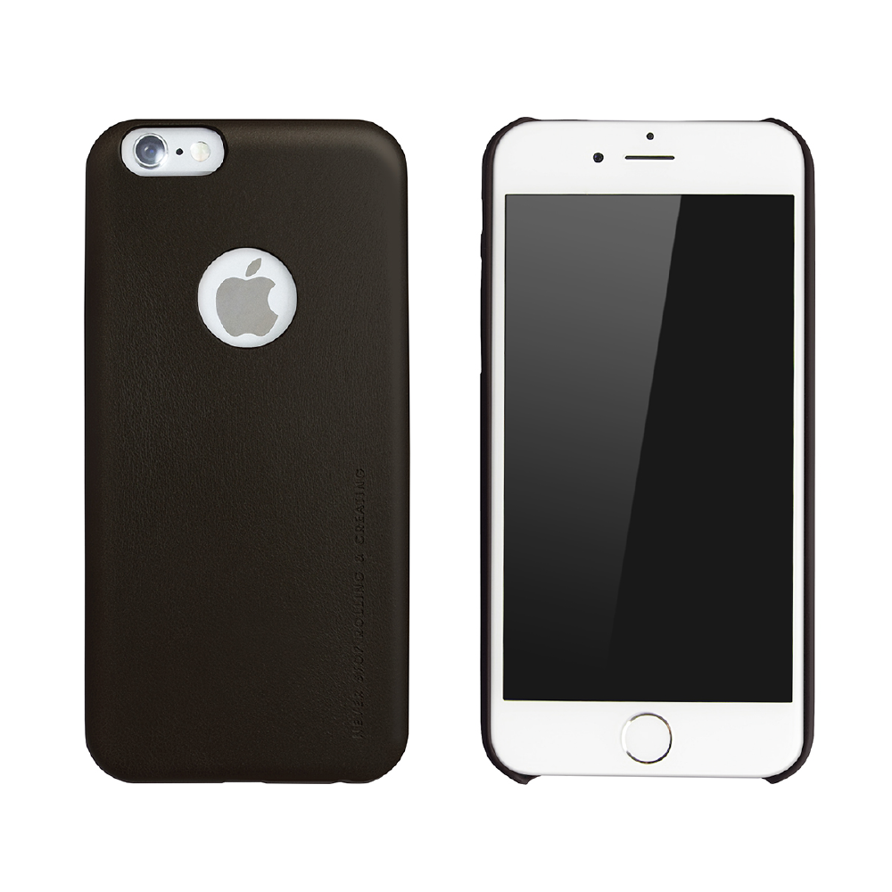 【Rolling Ave.】Ultra Slim iphone 6 plus / iPhone 6S plus 極致輕薄 - 古銅黑