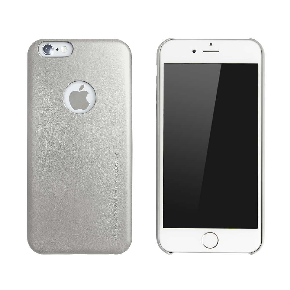 【Rolling Ave.】Ultra Slim iPhone 6 plus / iPhone 6S plus 極致輕薄 - 爍亮銀