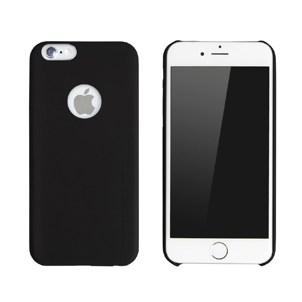 【Rolling Ave.】Ultra Slim iphone 6S / iphone 6 極致輕薄 - 經典黑