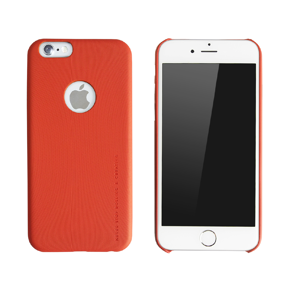 【Rolling Ave.】Ultra Slim iPhone 6plus / iPhone 6S plus 極致輕薄-耀眼橘