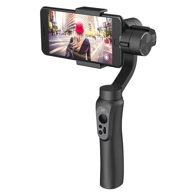 Z1 SMOOTH Q|Zhiyun for Smart phone & GoPro智雲三軸穩定器 - 黑色
