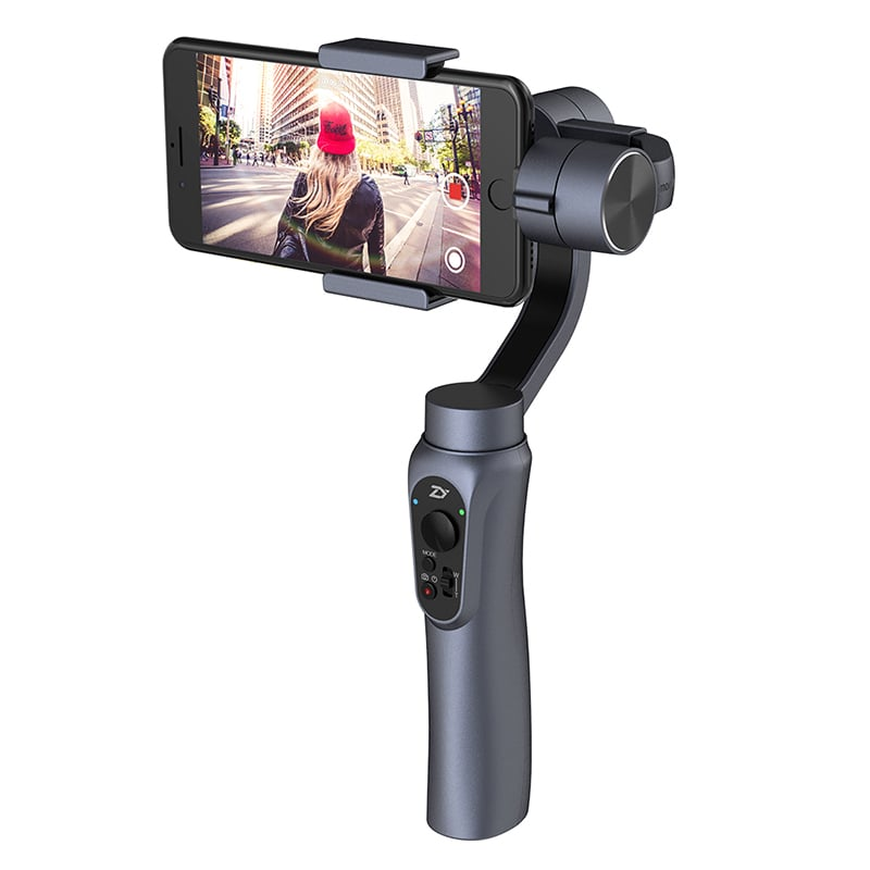 Z1 SMOOTH Q|Zhiyun for Smart phone & GoPro智雲三軸穩定器 - 灰色