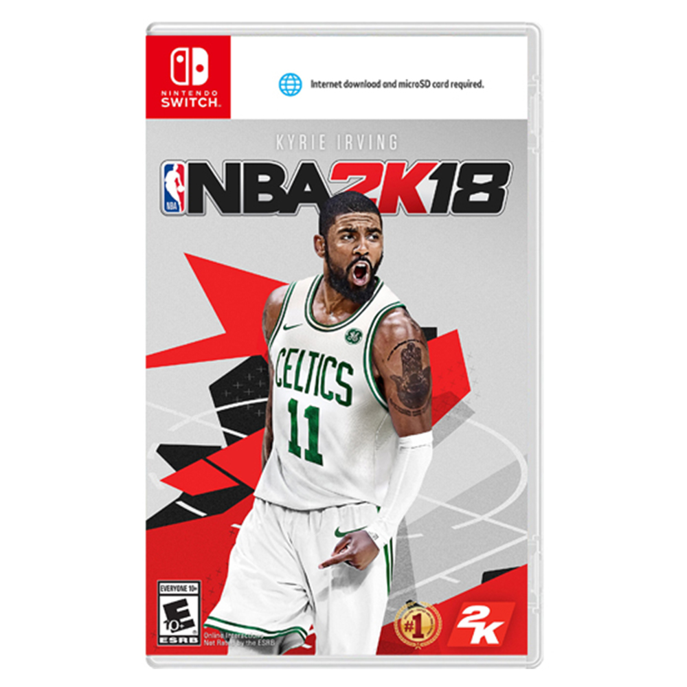 Nintendo Switch NBA 2K18_中文一般版