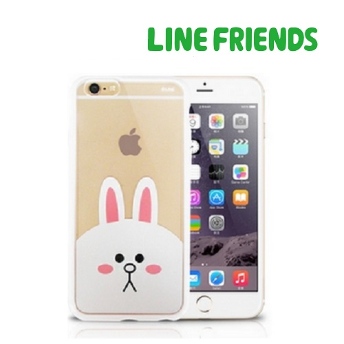LINE FRIENDS iPhone6/6s 保護殼-兔兔
