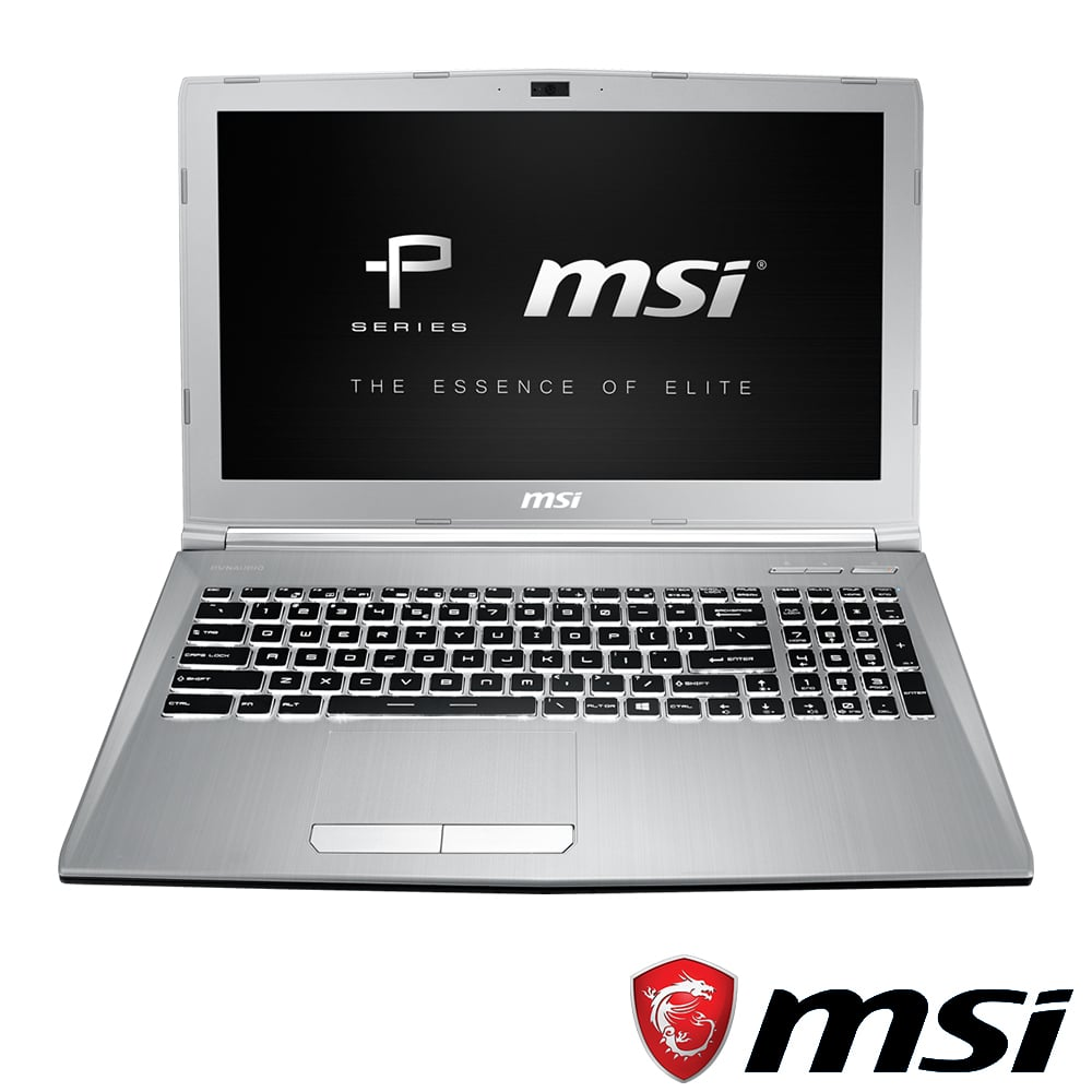 MSI PE62 7RE-2448TW (i7 7700HQ/8G/GTX1050TI/256G+1TB)時尚電競