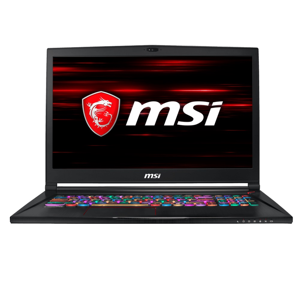 MSI GS73 8RE-001TW(i7-8750H/16GB/1TB+256GB SSD/GTX1060-6GB/Win10)【買就送微星好禮】