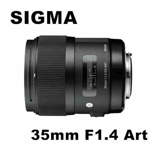 SIGMA 35mm F1.4 DG HSM Art Canon 接環 公司貨 3年保固