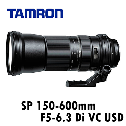 TAMRON SP 150-600mm F5-6.3 Di VC USD A011 Nikon 接環 俊毅公司貨 3年保固