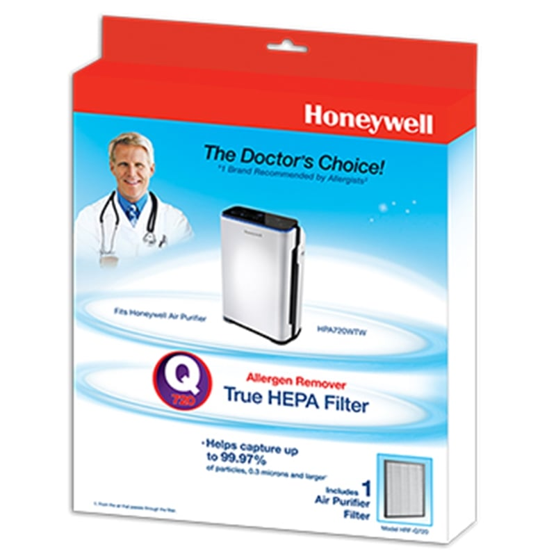 美國Honeywell-HRF-Q720 True HEPA濾網(1入)