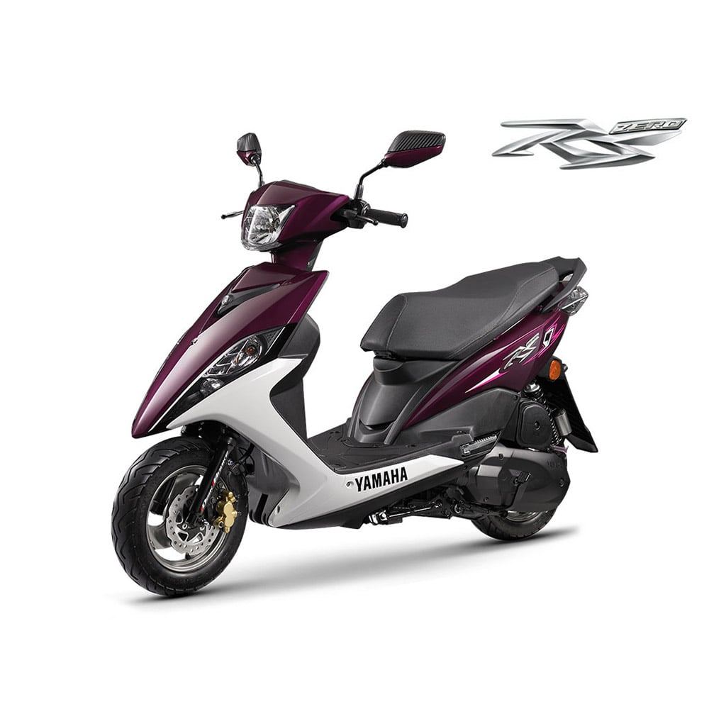 YAMAHA 山葉機車 RS ZERO 100 COLOR RUN液晶版-2017新車