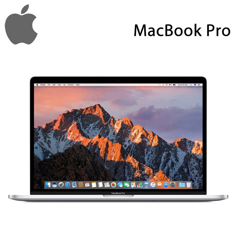Apple MacBook Pro 15.4吋 i7四核 16G/256G 具備Touch Bar 銀色 筆電(MLW72TA/A)