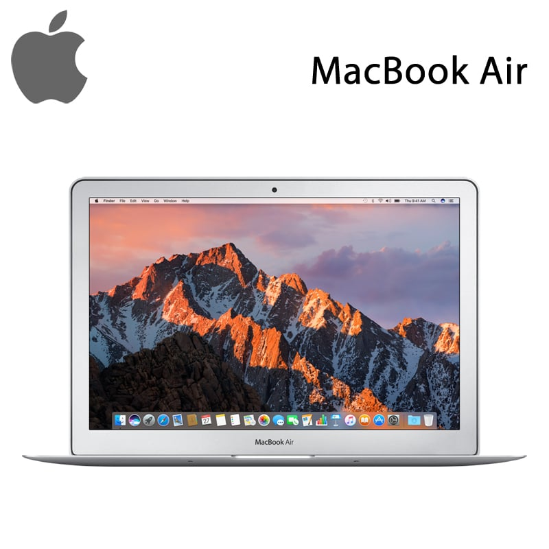 【2017新機上市】Apple MacBook Air 13.3吋 i5雙核1.8GHz 8G/256G (MQD42TA/A)