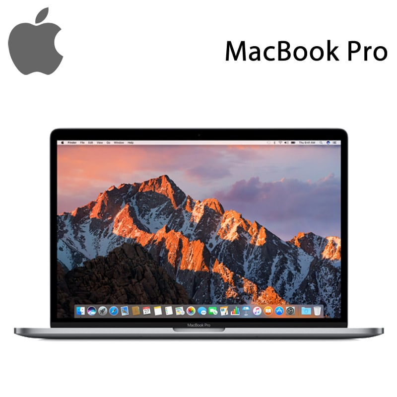 【2017新機】Apple MacBook Pro 15.4吋 i7四核 16G/256G Touch Bar灰色(MPTR2TA/A)