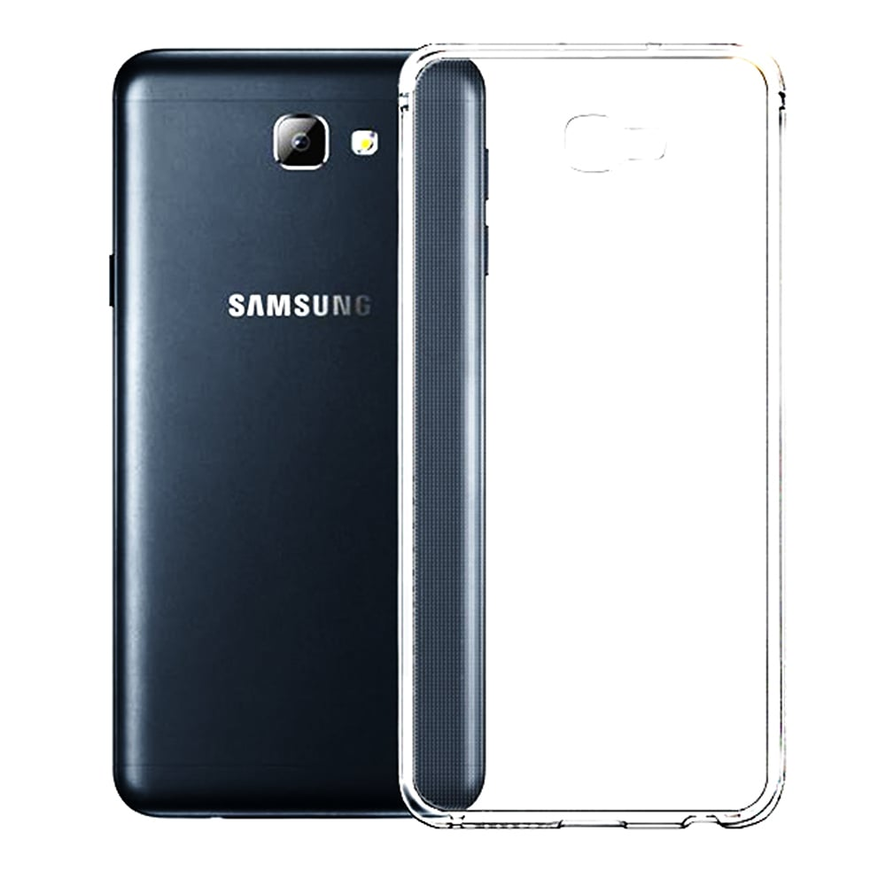 GOOSPERY SAMSUNG Galaxy J7 Prime CLEAR JELLY 布丁套